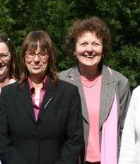 Landesfrauenvertreterin und Ehrenvorsitzende